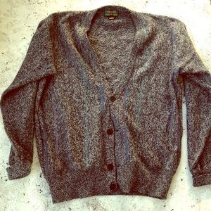Vintage Alexander Julian Colours 90's Cardigan